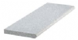 GRANITE STEP BULL NOSE SILVER GREY 1200 x 400 x 50MM